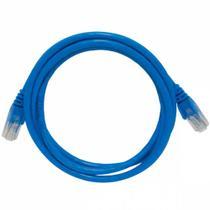 Cabo de Rede Seclan Patch Cord UTP CAT6 26AWG 1.5M Azul -