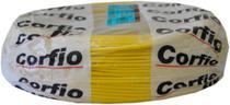 Cabo Flexível 1,5 mm Amarelo Corfio com 100 m -