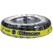 Cabo Flexível com até 750V 16mm preto 100 metros Cobrecom -