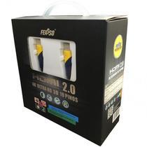 Cabo HDMI 10mt para 43LM6300 - Universal