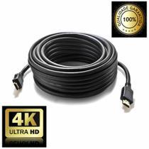 Cabo HDMI 20 Metros Full hd 2.0 3D 4K - IUNIT