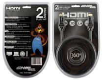 Cabo HDMI Articulado - 360 graus - 4K Ultra HD - Blindado - 2 metros - Pix