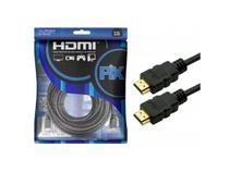 Cabo HDMI Pix V 1.4 M x M S/Filtro UltraHD 15,0Mts 018-1514 -
