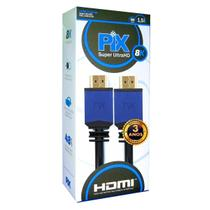 Cabo HDMI plus 2.1 - 8K HDR 19P 1.5M 018-2130 - CHIPSCE