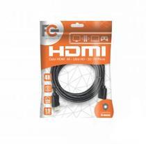 Cabo HDMI ULTRA HD 4K 3D - 10 Metros - Fg