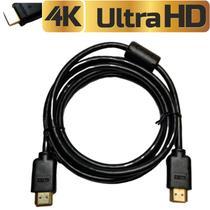 Cabo Hdmi X Hdmi 2.0 Premium Ultrahd 3d 4k C/filtro -2metros - Alltech