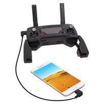Cabo OTG Controle Remoto Drone DJI - Micro USB x Tipo C - Android - Sunnylife