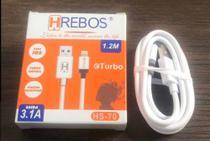 Cabo Turbo Hrebos Lightning 3.1a 1.2m - herbos