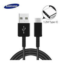 Cabo USB-C Para Samsung S8 S8+ S9 S9+ Note 8 A8 / 2018 A5 / 2017 A7 / 2017 - Sg