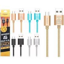 Cabo USB Micro x USB (M/M) 1.5m* - Lotus