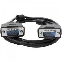 Cabo VGA Para Monitor com Filtro 30m CBVG0011 Preto STORM -