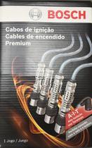 Cabos De Velas Bosch Corsa 1.4 8v Flex 2007 2008 2009 2010 2011 2012 -