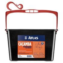 Caçamba 10 Litros Preta Atlas -