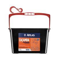 Cacamba P/tinta Plastica Atlas 610p 10lt -