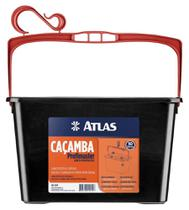 Caçamba Profimaster para Pintura 610P 10L preto. - Atlas