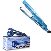 2d1f8779b Cacheador + Chapinha Babyliss Miracurl Nano Pro Tit Profissional - Miracurl  baby liss