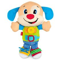 Cachorrinho Aprendendo a se Vestir - Fisher Price - Fisher-price