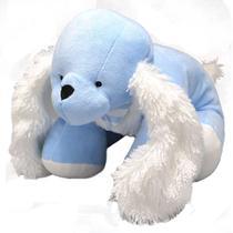 Cachorrinho de Pelúcia Balu Azul Zip Toys -