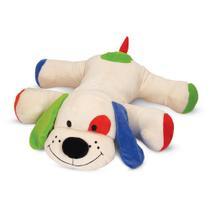 Cachorro de Pelúcia Mero Creme 123 cm Antialérgico - Ctx