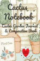 Cactus Notebook - Inge baum