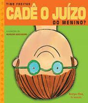 Cade O Juizo Do Menino - Brinque-book