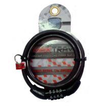 Cadeado com senha Max Trava 6 mm x 1000 mm - Maxtrava -
