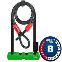 Cadeado para Bicicleta Abus U-Lock Ultra 410 -