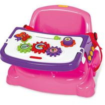 Cadeira Alimentação Infantil Papinha Bebê Portátil Didática - Poliplac