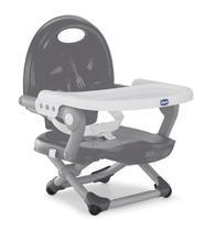 Cadeira Alimentação Pocket Snack Portátil Dark Grey - Chicco -