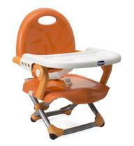 Cadeira Alimentação Pocket Snack Portátil Mandarino - Chicco -