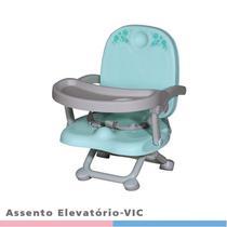 Cadeira Alimentação Portátil Assento Elevatório Vic Pistache Galzerano -