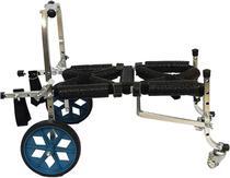 Cadeira Andador De 4 Rodas Cão Cachorro Pequeno 3,5 A 7Kg - Pet Best