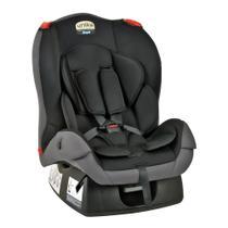 Cadeira Auto Burigotto Unika Preto e Cinza 0 a 25kg IXAU3054PR07 -