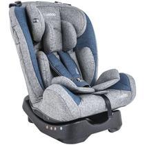 Cadeira Auto Grow 0 À 36kg Inclinação Inmetro Kiddo Azul c/ Cinza -