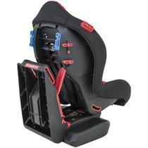 Cadeira Auto Kiddo Max Plus Preto e Cappuccino -