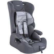 Cadeira Auto Poltrona City 9 À 36kg  Isofix Kiddo Inmetro Cinza -