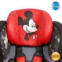 Cadeira Auto Primo Disney Mickey Reclinável 0-25kg Vermelha - Team tex