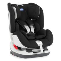 Cadeira Auto Seat-up 012 3 Posições Jet Black-Cinto do Carro e Isofix(0 A 25kg) - Chicco