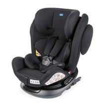 Cadeira Auto Unico Plus Chicco Black com Isofix 0 a 36 Kg -