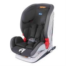 Cadeira Auto Youniverse Fix Jet Black Chicco - Chicco Pesada