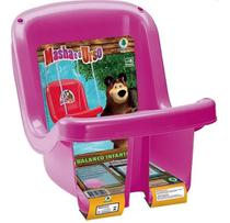Cadeira Balanço Infantil Masha E O Urso 0020 Monte Líbano -