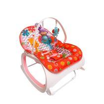 Cadeira balanço infantil musical color baby - Colorbaby
