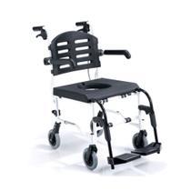 Cadeira Banho Aluminio Sl155 Praxis -