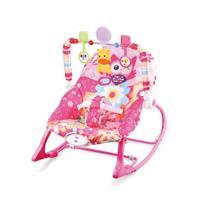 Cadeira Bebê descanso Balanço Musical Vibratória Princesas - Baby Style