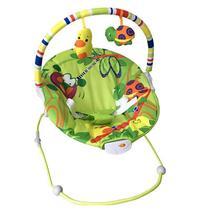 Cadeira Bebê Descanso Vibratória Musical Poly - Baby Style -