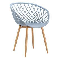 Cadeira Byartdesign Brera Cinza -