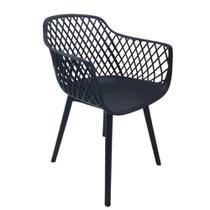 Cadeira Byartdesign Groove Preto -