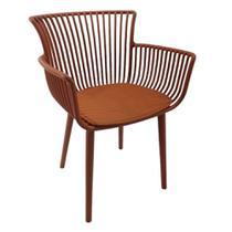 Cadeira Byartdesign Lauren Terracota -