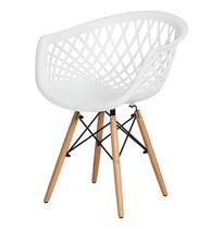 Cadeira Byartdesign Oui Branco -