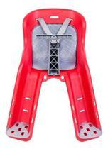 Cadeira Cadeirinha Carona Dianteira Bike Styll Vermelha - Styll Baby